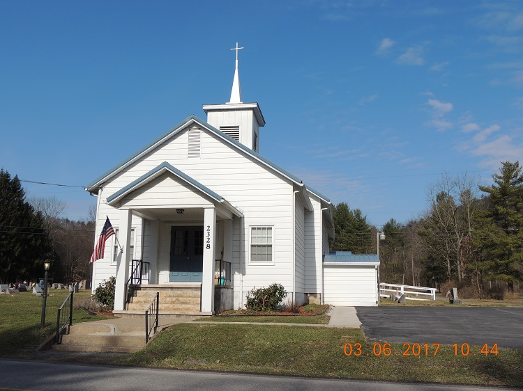 Romola Bible Church, Howard, PA